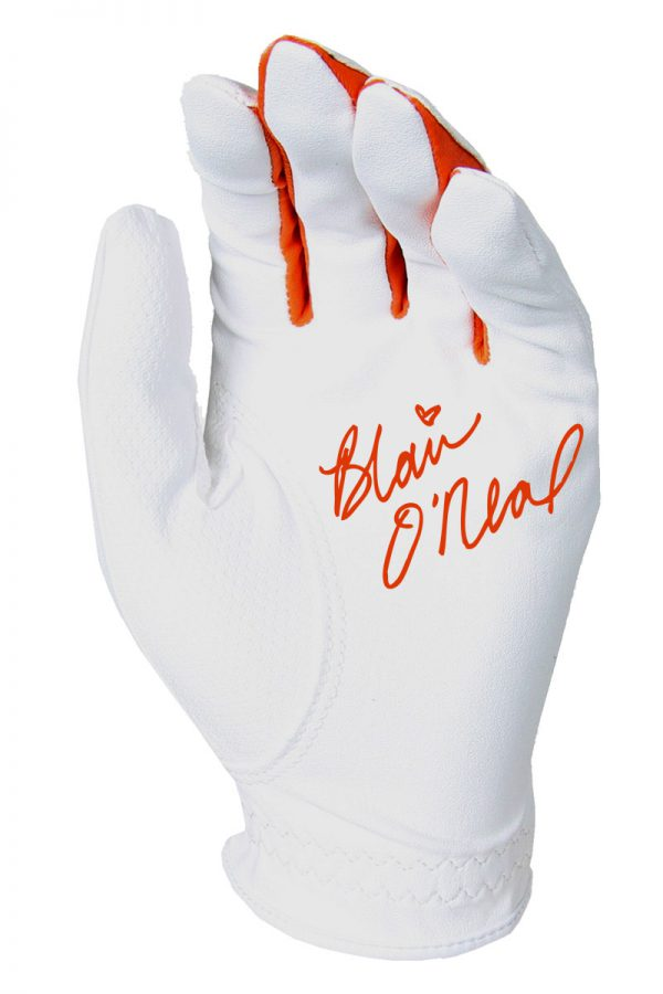 Autographed Glove