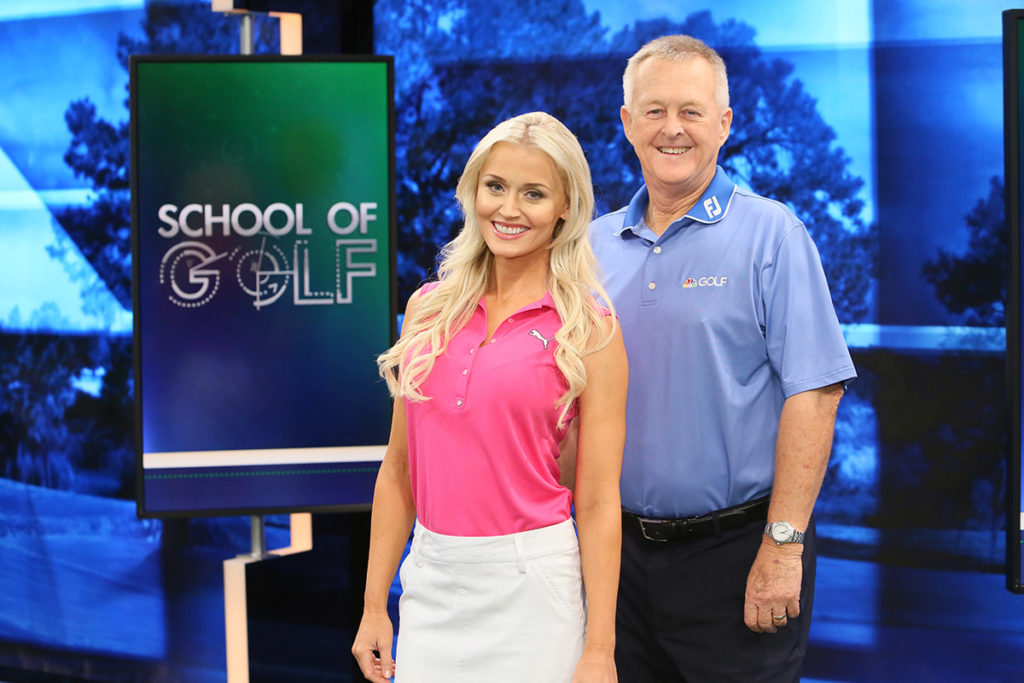 Blair O'neal on School of Golf