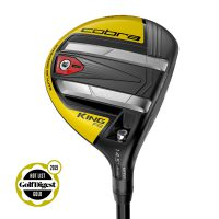 Cobra King F9 Yellow Fairway Wood